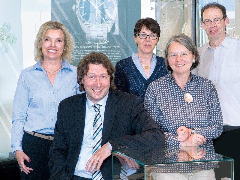 Juwelier Hans Press Team