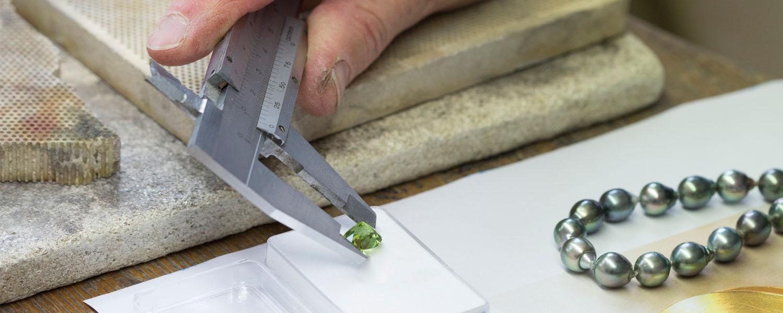 Juwelier Hans Press Perlen Diamanten