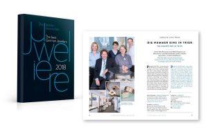 Juwelier Hans Press 100 beste Juweliere