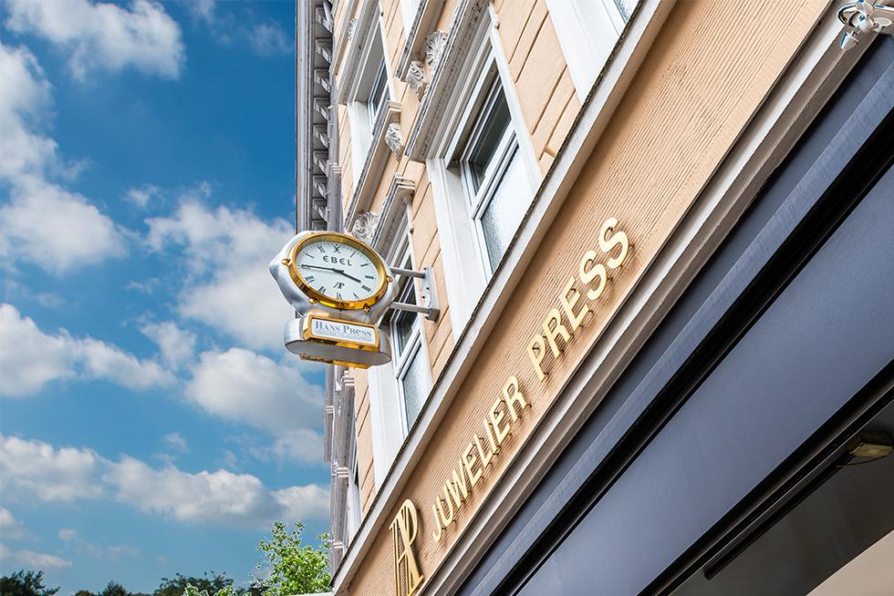 Hans Press Ebel Uhr
